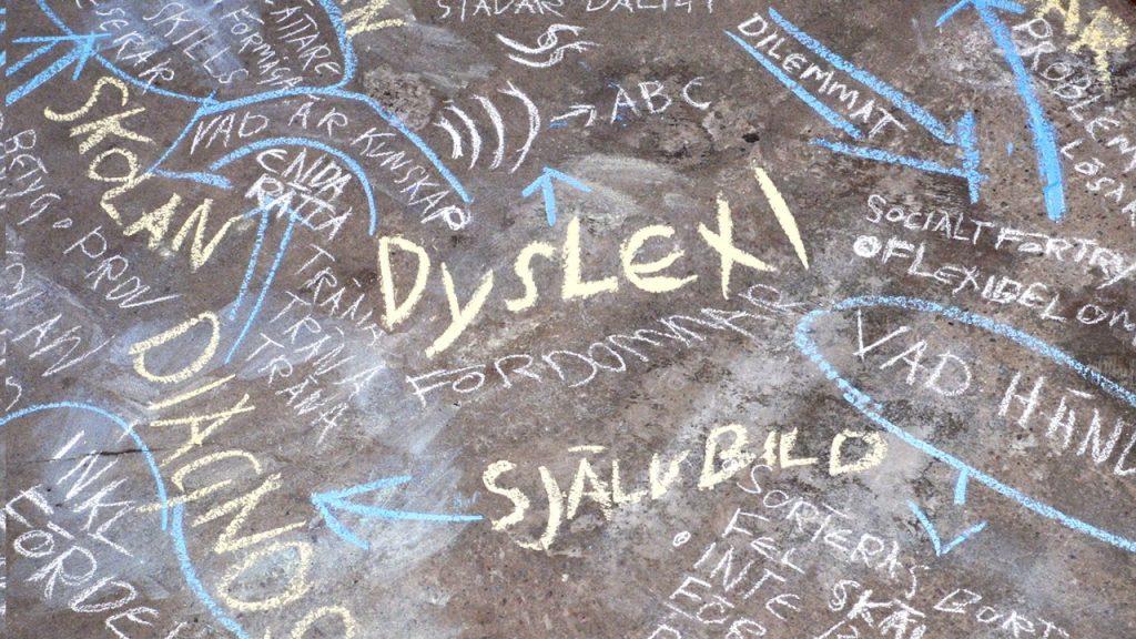 Jakten på dyslexin/UR