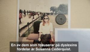 Av/om Susanna Cederquist